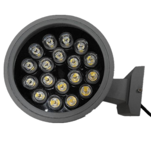 18W One Head LED Outdoor Wall Light