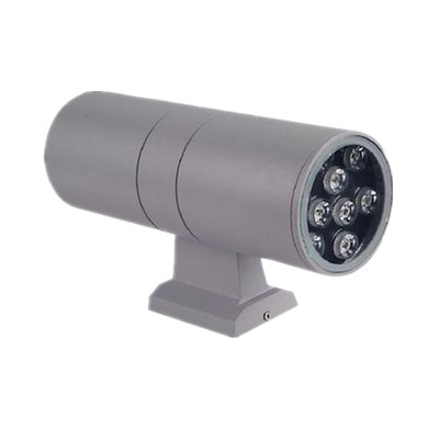 9W Two Heads LED Outdoor Wall Light with CE RoHS