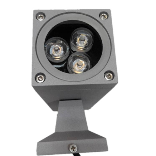 3W Per Head LED Wall Light for Outdoor Lighting